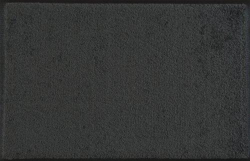 Fußmatte Dunkelgrau 40x60 cm