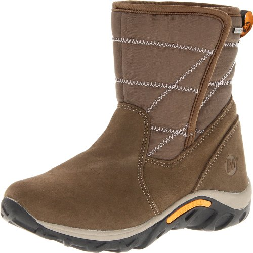 Merrell Jungle Moc Quilted Waterproof Boot (Toddler/Little Kid/Big Kid)
