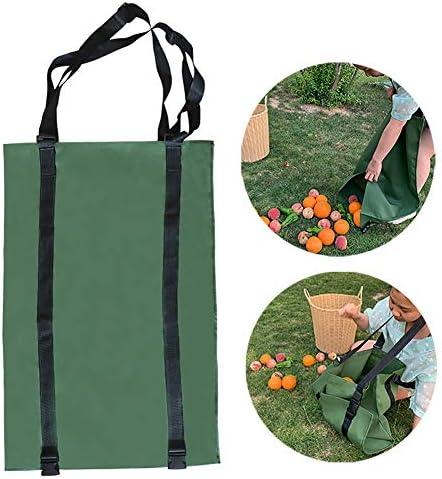 フルーツピッキングバッグ、調節可能な防水収穫野菜フルーツピッキングバッグ