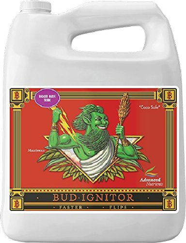 Advanced Nutrients Bud Ignitor Fertilizer, 4L by Advanced Nutrients (Image #1)
