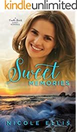 Sweet Memories: A Candle Beach Sweet Romance (Book 4)