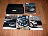 2004 BMW 525i 530i 545i Owners Manual with Nav. Section