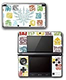 Monster Hunter 4 Ultimate Generations Stories Video Game Vinyl Decal Skin Sticker Cover for Original Nintendo 3DS System