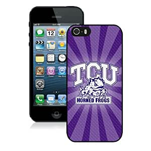 TCU Horned Frogs iPhone 5 5S Case