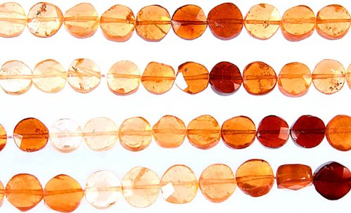 Hessonite Coins -