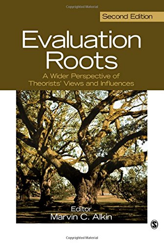 Evaluation Roots: A Wider Perspective of Theorists Views and Influences