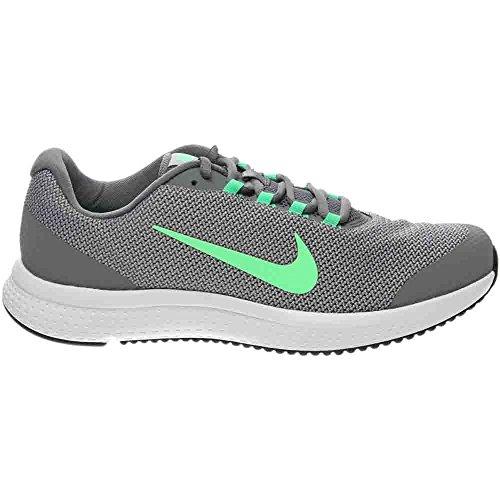 Nike Heren Runallday Hardloopschoenen Cool Grijs / Electro Groen / Wit / Wolf Grijs