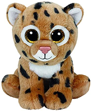88e0287fa54 Amazon.com  Ty Classic Freckles The Leopard Plush  Toys   Games