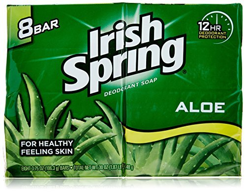 Irish Spring Hand Soap - 8