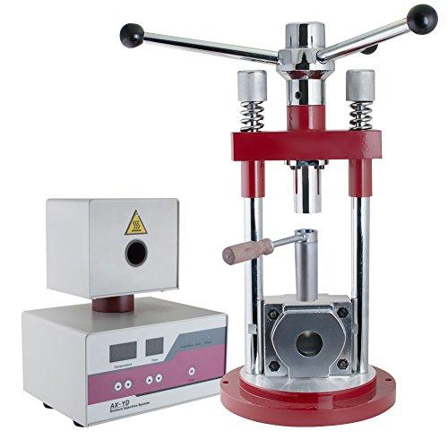 Enshey Dental Denture Injection System Flexible Dentistry Injection System Lab Equipment 110V/220V for Making Flexible Removable Partial Dentures