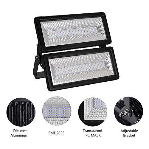 500 Watt Flood Light Lumens in US - 6