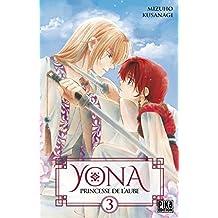Yona, Princesse de l'Aube T03 (French Edition)