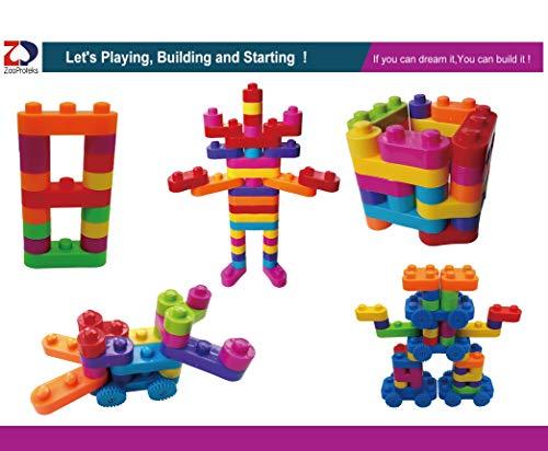 ZPT32 Building Block Sets, STEM and Educational Building Toys (Block C)