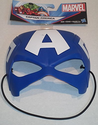 Marvel Captain America Movie Roleplay Mask by