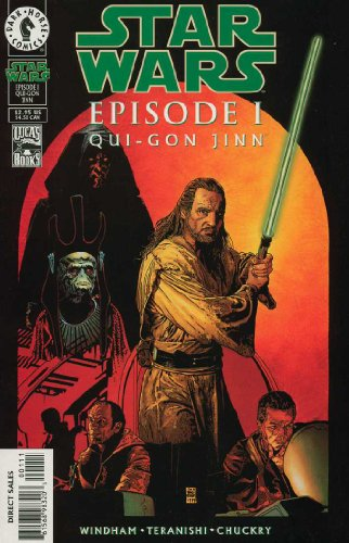 Star Wars: Episode I Qui-Gon Jinn -