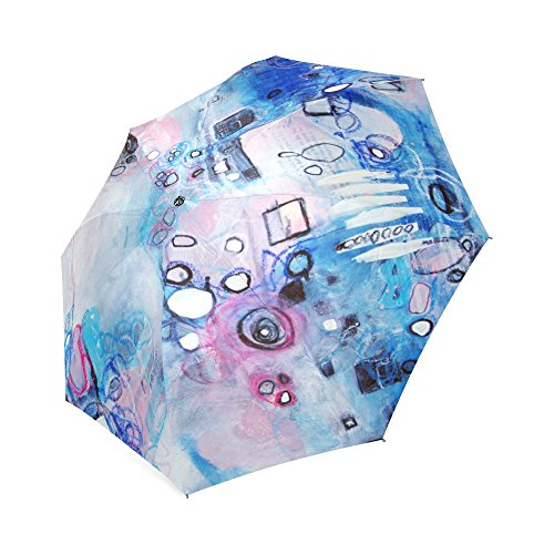 Rain Bubble Bath (Artsadd Fashion Umbrella Bubble Bath Umbrella Foldable Sun Rain Travel Umbrella)