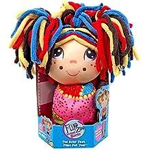 Flip Zee Precious Girls Lola 2 in 1 Girl 9 Inch Plush The Baby That Flips For You