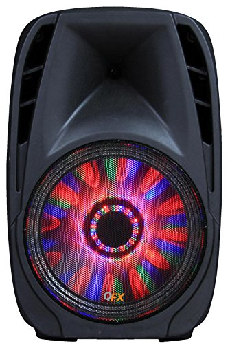 Transportable Sound System (QFX PBX-71100BTL Portable Bluetooth Party Speaker)