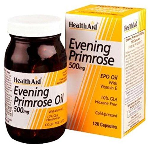 Healthaid Evening Primrose Oil 500mg Capsule