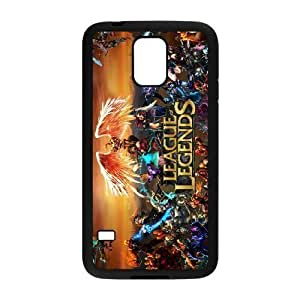 Samsung Galaxy S5 Phone Case League Of Legends F5A8625 Kimberly Kurzendoerfer