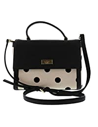 Kate Spade New York Bixby Place Fabric Brynlee Convertible Shoulder Bag Satchel