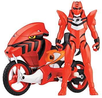Amazon power rangers jungle fury red tiger strike cycle power rangers jungle fury red tiger strike cycle voltagebd Image collections