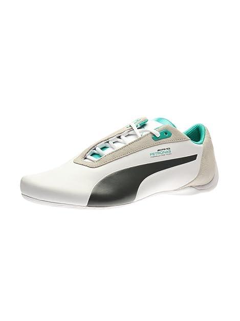 Amg Petronas es Mercedes Future Blanco Puma Hombre SneakersAmazon YgIby76vf
