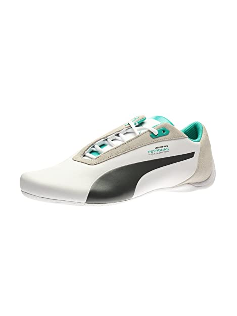 Mercedes es SneakersAmazon Future Amg Puma Hombre Blanco Petronas nwOP8kX0