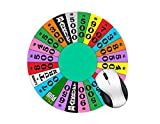 Best Wheel Of Fortune PCs - Fun Game Show Wheel Round Mouse Pad Review