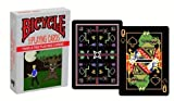 8-bit Black Playing Cards by Home Run Games