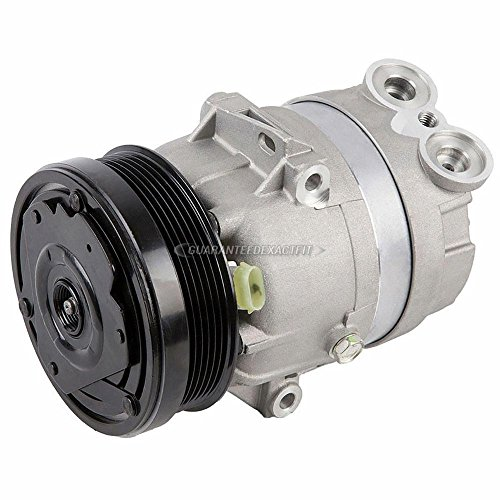 AC Compressor & A/C Clutch For Chevy Prizm 1998 1999 2000 2001 2002 - BuyAutoParts 60-00961NA New