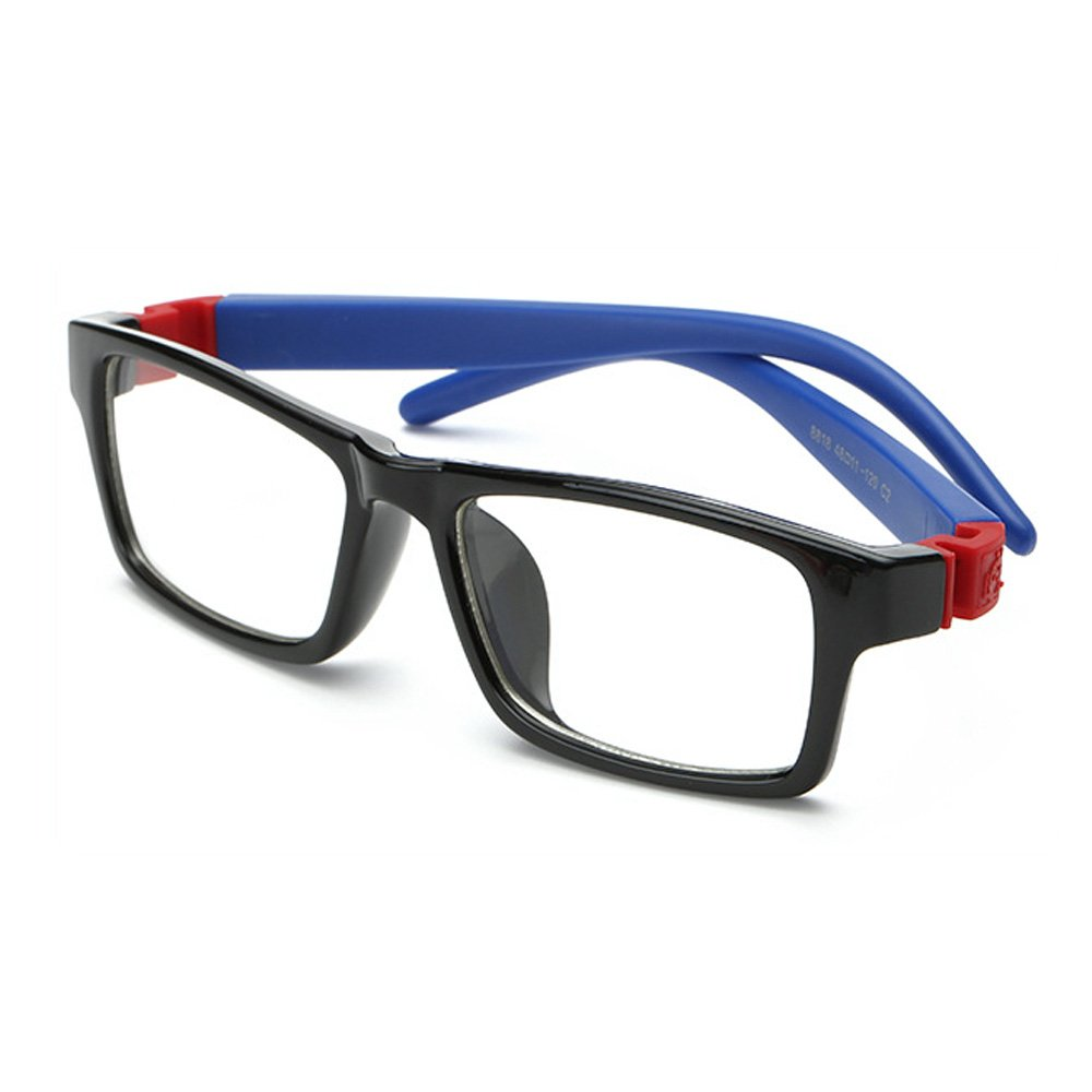 Fantia Children's Flexible Eyeglass Frames Kids Eyewear (2#)