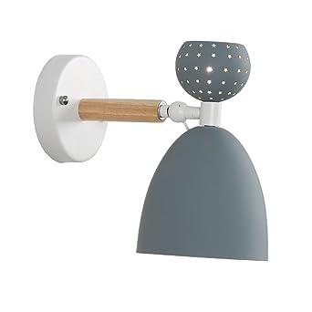 Siwuxielamp Minimaliste Chevet De Murale Chambre Applique Lampe 76vgyYfb