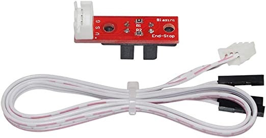 MYAMIA 10Pcs Optical Switch Control De Límite Óptico De Final De ...