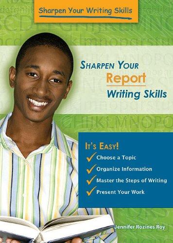Sharpen Your Report Writing Skills (Sharpen Your Writing Skills) ebook