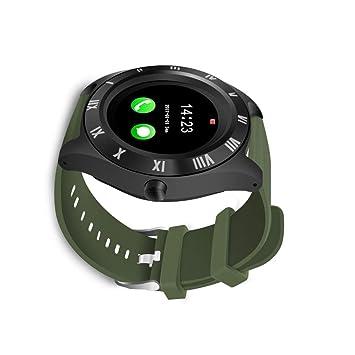 HEMOBLLO Smart Watch 3.0 Support Memory Card Sim Card ...