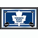 NHL Toronto Maple Leafs Framed Logo Mirror