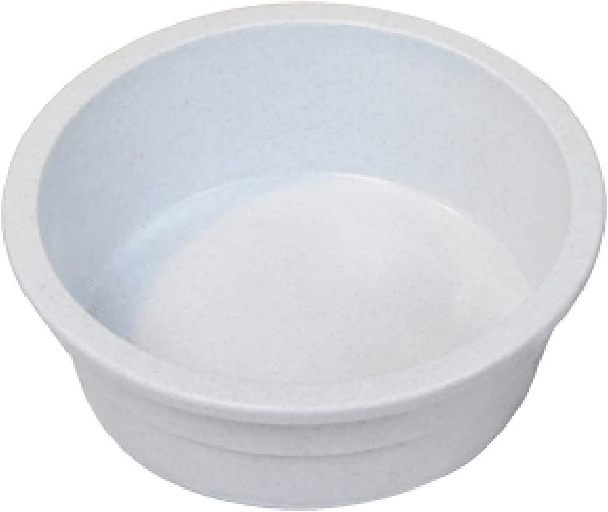 Solid Crock Pet Dish Capacity: Large (52 oz.)