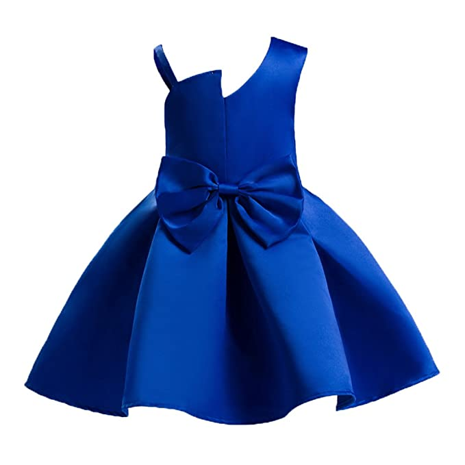 Amazon.com: LZH Baby Girls Dress Ball Gown Party Wedding Special ...