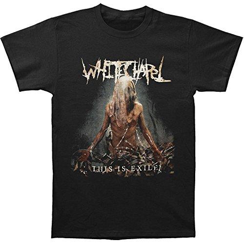 Top-Tshirt Whitechapel - This Is Exile T-Shirt