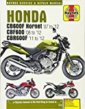 Honda CB600 Hornet, CBF600 and CBR600F (07-12)