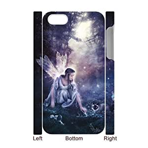 ALICASE Design Diy hard Case Night Fairy For Iphone 4/4s [Pattern-1]