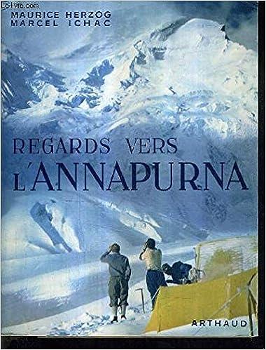 Livres Regards vers l'Annapurna. pdf, epub ebook