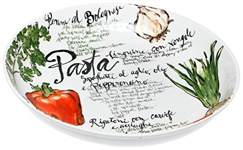 Rosanna Pasta Italiana Serving Bowl