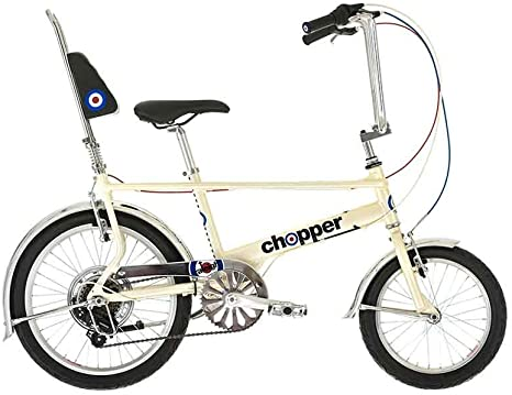 Iconic Raleigh Chopper bicicleta de 20