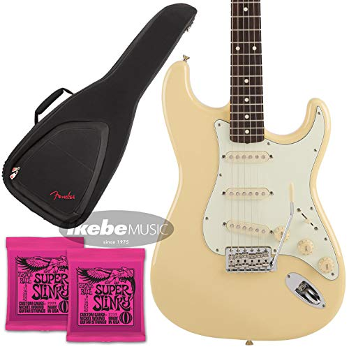 Fender《フェンダー》Made 60s in Japan/Limited Run Traditional 60s Traditional Stratocaster Japan/Limited (Vintage White) [Made in Japan]【お得なFenderギグケース&ERNIE BALL弦2個セット!】 B07JVLJJ44, エフ スリーズィー:63e31890 --- pvosasco.org.br