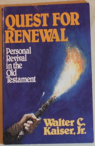 Quest for renewal: Personal revival in the Old Testament