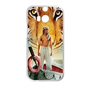 Life of Pi 2 HTC One M8 Cell Phone Case White phone component RT_295794