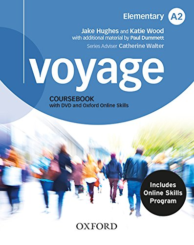 Voyage A2. Student's Book + Workbook+Practice Pack with Key Encuadernación desconocida Paul Dummett Jake Hughes Katie Wood S.A.