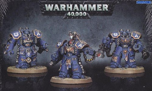 2013 Space Marine Centurion Devastator Squad by Games Workshop by Games Workshop